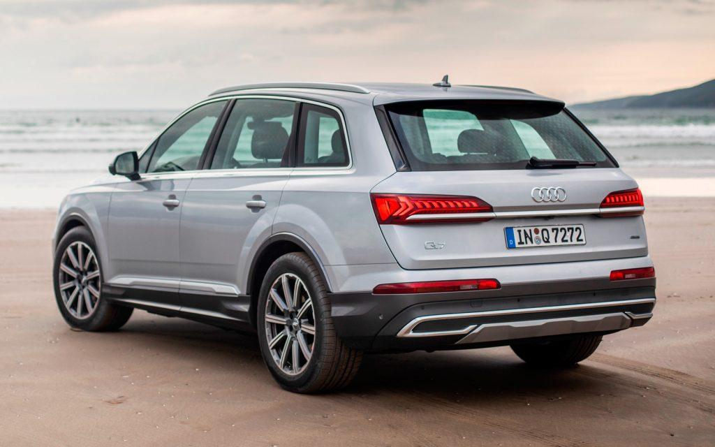 Autohits Audi Q7 2020 A Striking Mixture Of Luxury And Practicality