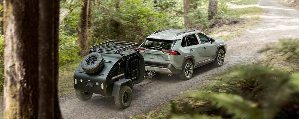 Toyota RAV4 2018 Towing Capacity