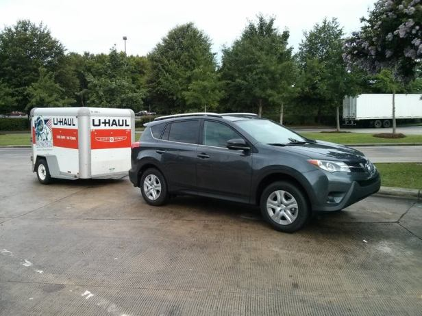 2013, 2012 Toyota RAV4 Towing Capacity