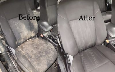 How to clean leather seats?