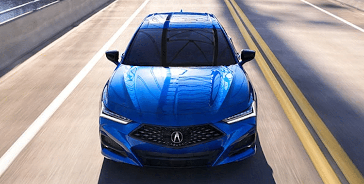 Appearance of Acura TLX Type S 2021