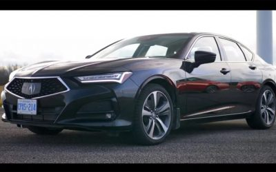 Acura TLX 2021 Exterior Color Options