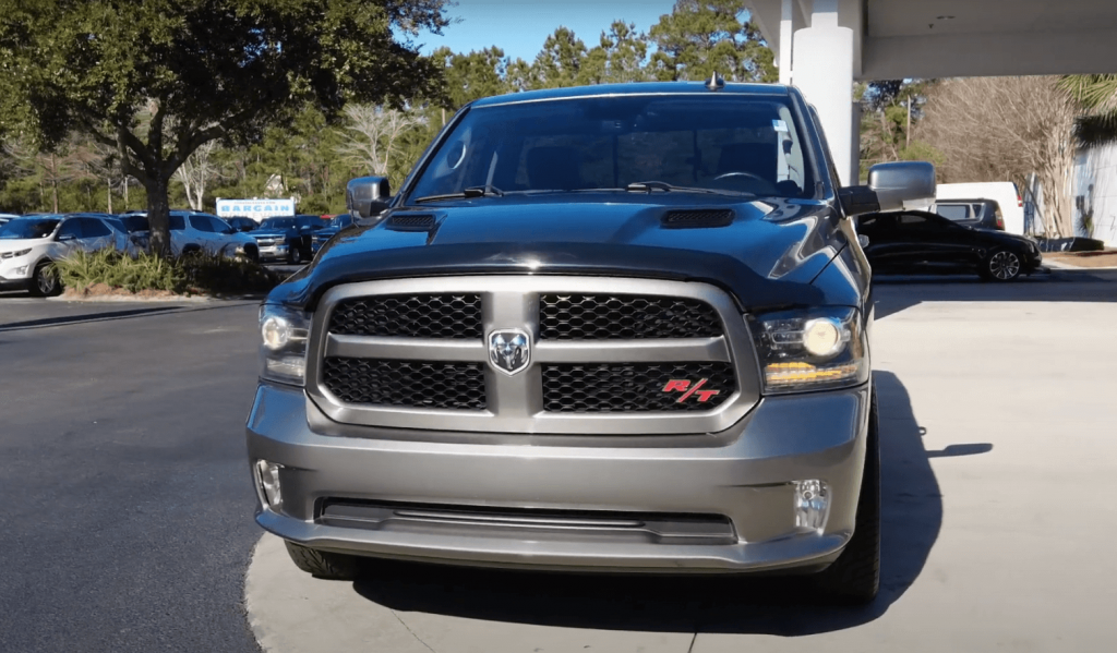 Ram R/ T Reg Cab and Crew Cab: Choose the right one for you.